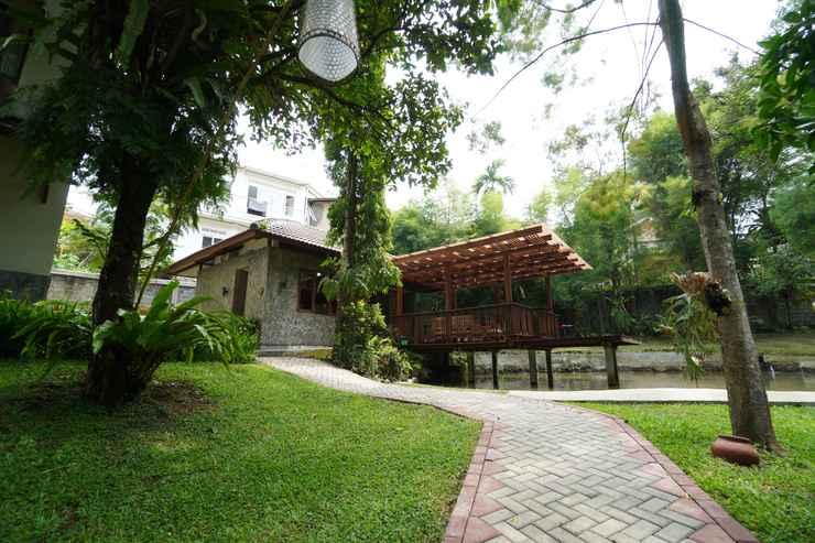 EXTERIOR_BUILDING Villa Lavender 1BR Rumah Gadog