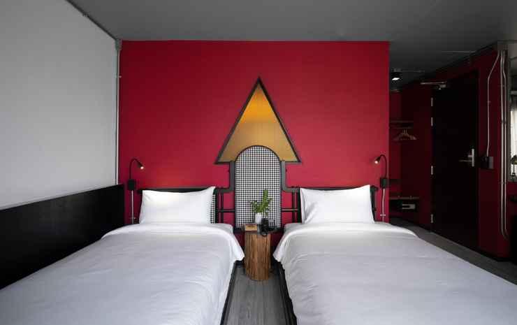 MeStyle Museum Hotel Bangkok - Kamar Twin Superior