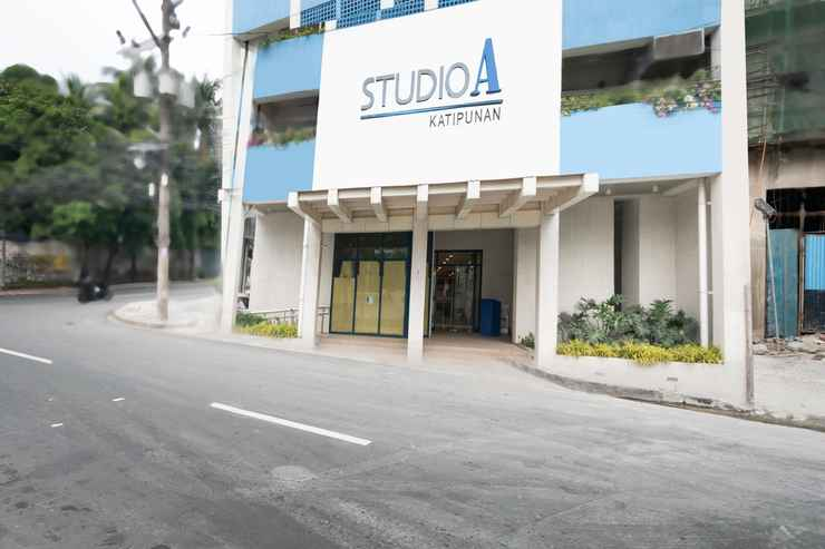 EXTERIOR_BUILDING OYO 439 Studio A by Filinvest