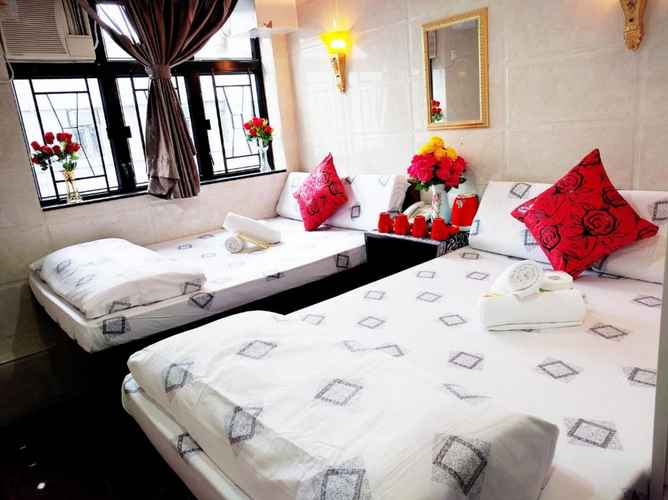 BEDROOM Manila Hotel (Managed by Dhillon Hotels)