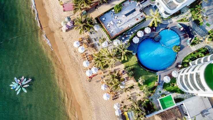EXTERIOR_BUILDING Sunset Beach Resort & Spa