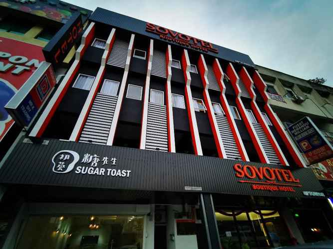 EXTERIOR_BUILDING Sovotel Boutique Hotel @ Uptown 28