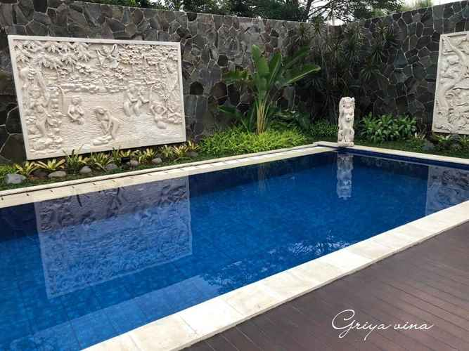 SWIMMING_POOL Villa Griya Vina