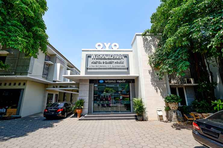 EXTERIOR_BUILDING OYO 2028 Wisma Jepara