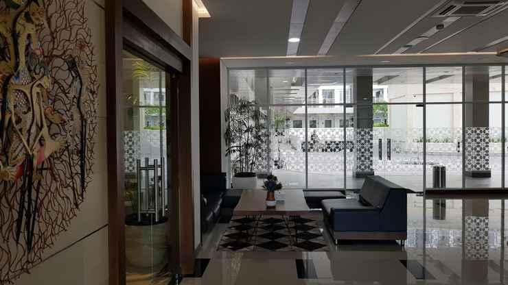 EXTERIOR_BUILDING Apartment Taman Melati Dreamy Tropical