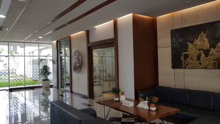 EXTERIOR_BUILDING Apartment Taman Melati Amazing Merapi View