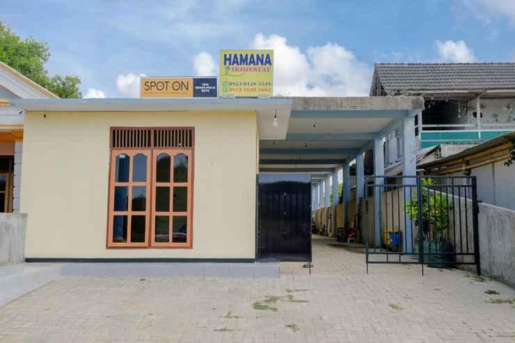 EXTERIOR_BUILDING SPOT ON 1976 Hamana Beach Inn