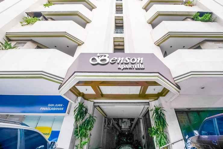 EXTERIOR_BUILDING OYO 242 Benson Apartelle