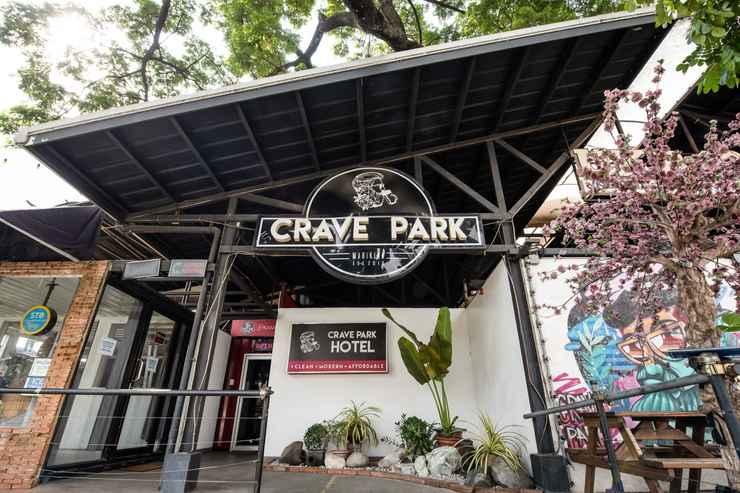 EXTERIOR_BUILDING OYO 462 Crave Park