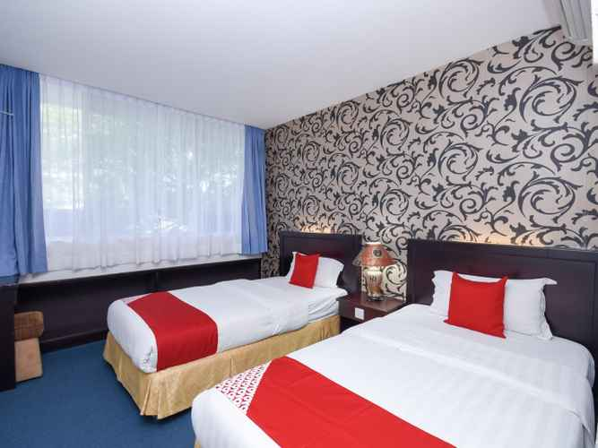 BEDROOM City Home Stay