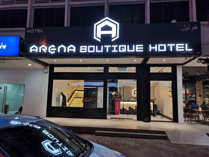 LOBBY ARENA Boutique Hotel Kuala Terengganu