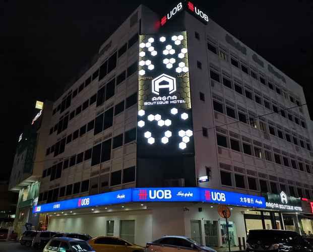 EXTERIOR_BUILDING ARENA Boutique Hotel Kuala Terengganu