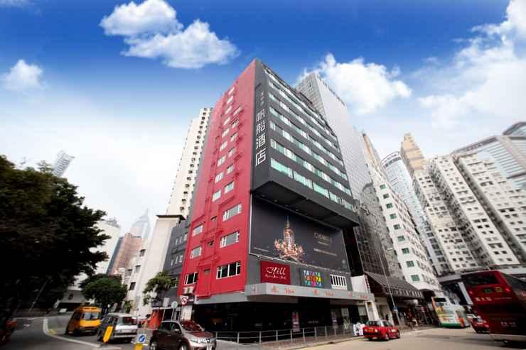 EXTERIOR_BUILDING Vela Boutique Hotel