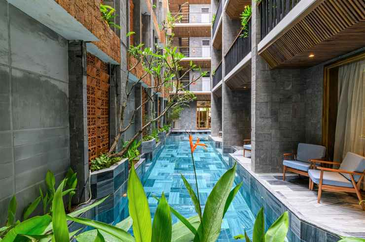 SWIMMING_POOL Daisy Boutique Hotel and Apartment