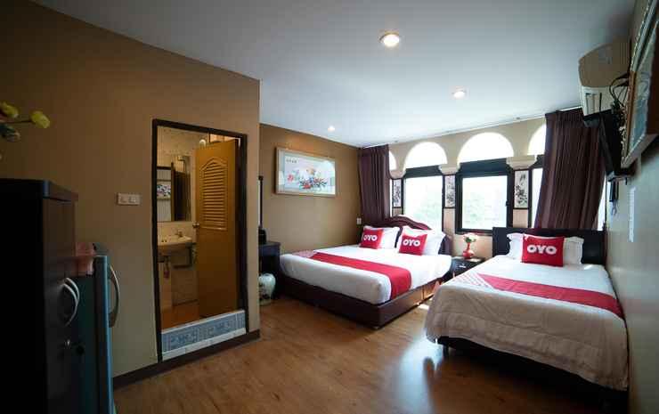 Longzhu Guesthouse Bangkok - Triple Suite