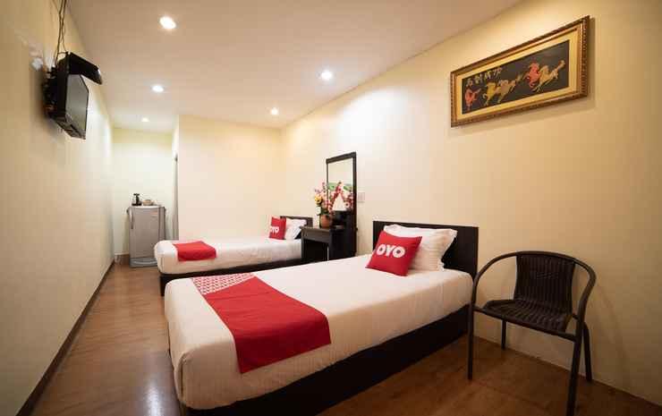 Longzhu Guesthouse Bangkok - Standard Twin Room