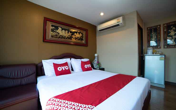 Longzhu Guesthouse Bangkok - Deluxe Double Room