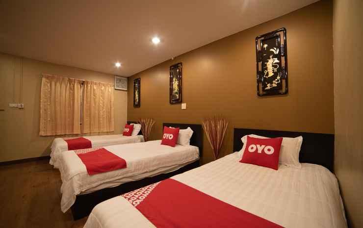 Longzhu Guesthouse Bangkok - Deluxe Triple Room
