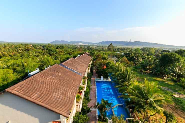 SWIMMING_POOL Quynh Mai Resort