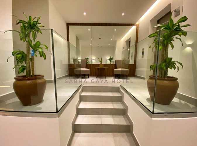 LOBBY Sabha Gaya Hotel
