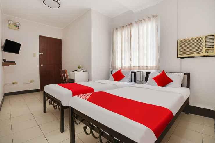 BEDROOM OYO 400 La Trinidad Pension House