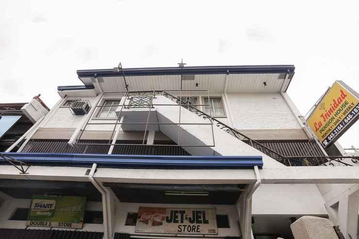 EXTERIOR_BUILDING OYO 400 La Trinidad Pension House