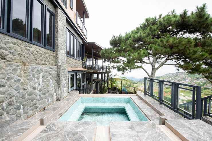 SWIMMING_POOL OYO 492 Sunset View Ridge Residences