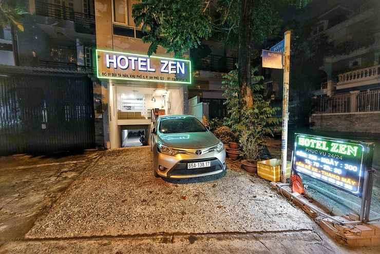 EXTERIOR_BUILDING Hotel Zen