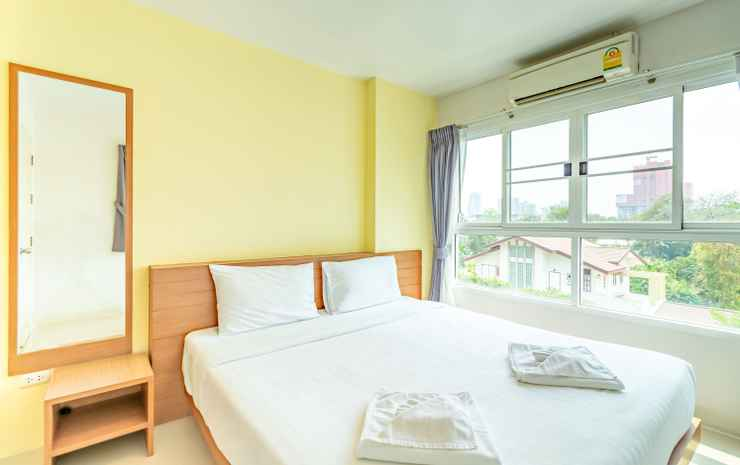 Ascella Sukhumvit 38 Bangkok - One-Bedroom Apartment - Room Only