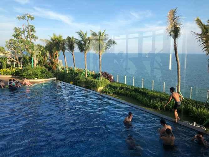 SWIMMING_POOL Apartment Borneo Bay 15 FN Balikpapan