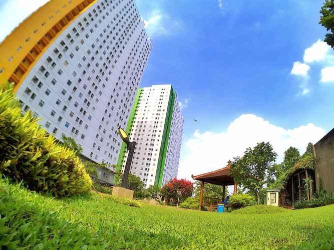 ENTERTAINMENT_FACILITY Cozy Apartment Green Pramuka City By Ricardo