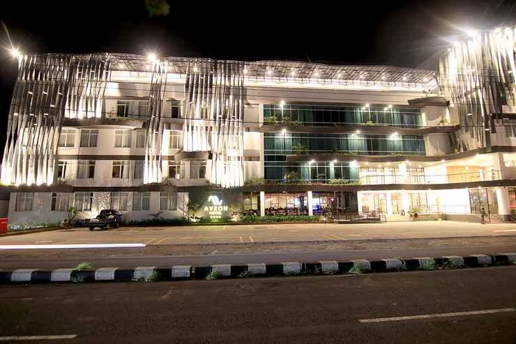EXTERIOR_BUILDING Aveon Hotel Yogyakarta by Daphna International