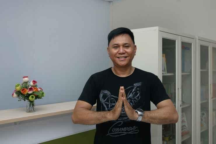 LOBBY Airy Eco Sario Sesawi 42 Manado