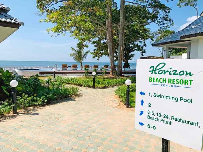 EXTERIOR_BUILDING Horizon Beach Resort  Koh Jum
