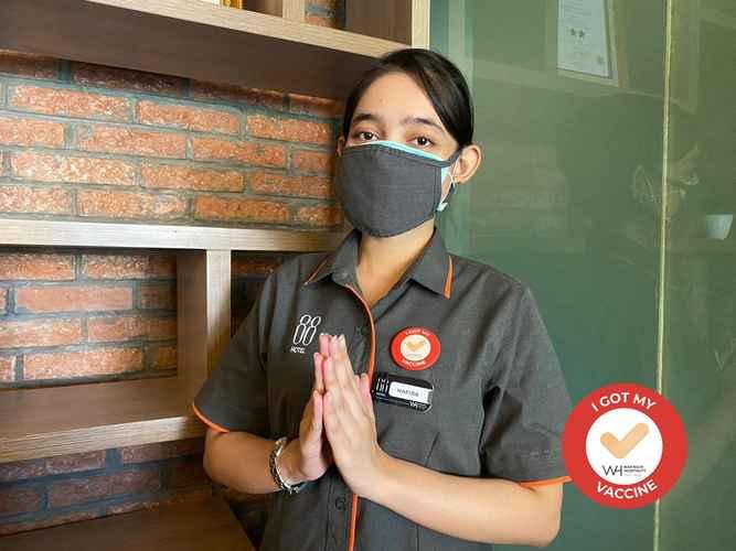 HYGIENE_FACILITY Hotel 88 Banjarmasin