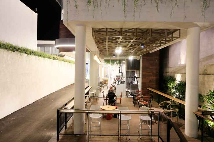 BAR_CAFE_LOUNGE Luminor Hotel Purwokerto