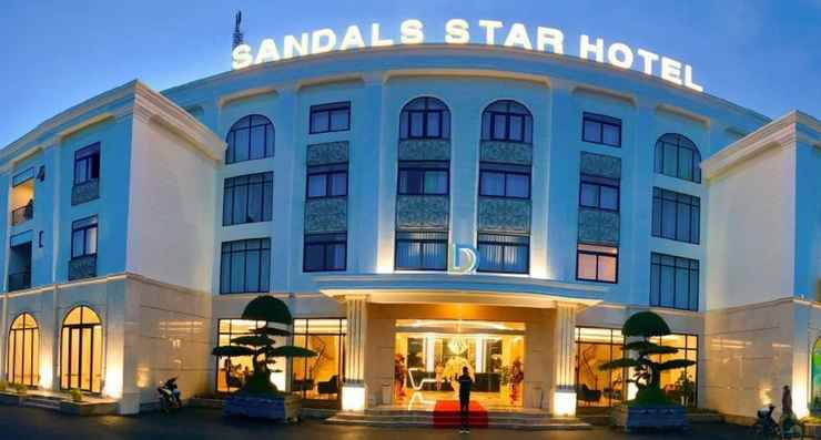 EXTERIOR_BUILDING Sandals Star Hotel Duc Trong