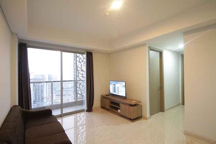 LOBBY Apartemen Gold Coast by Aparian
