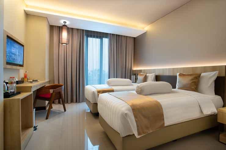 BEDROOM Braling Grand Hotel by Azana Purbalingga