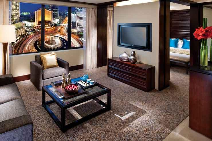 BEDROOM Mandarin Oriental Jakarta