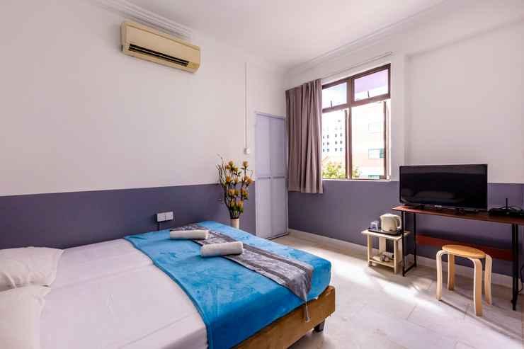 BEDROOM K Hotel 8