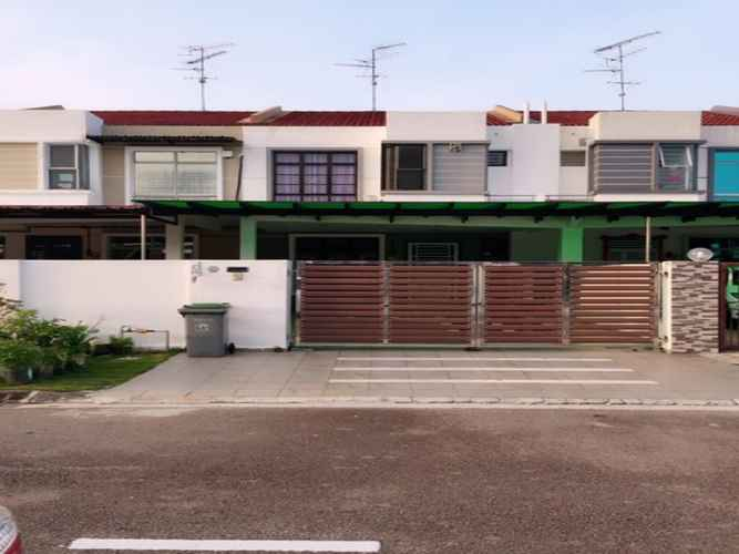 EXTERIOR_BUILDING 【SETIA TROPIKA】JB Landed 2 Sty House 4 Room