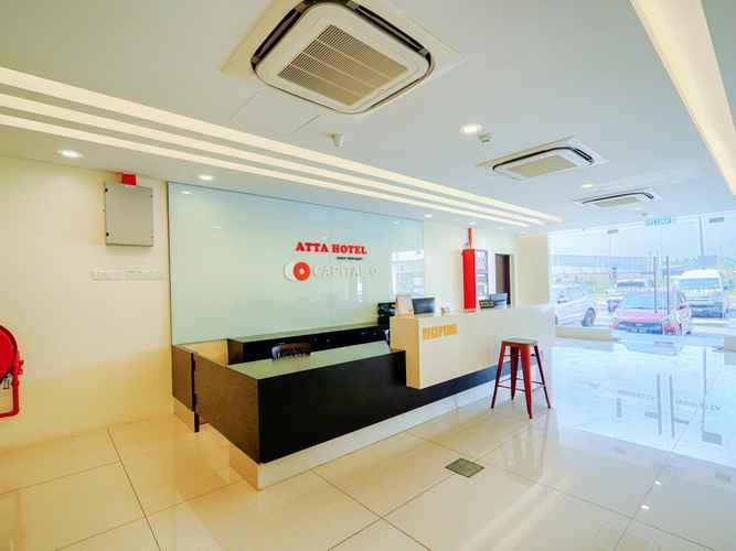 LOBBY Atta Hotel Bukit Mertajam