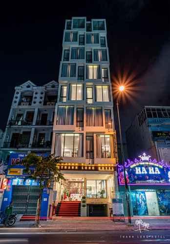 EXTERIOR_BUILDING Thanh Long Bach Dang Hotel