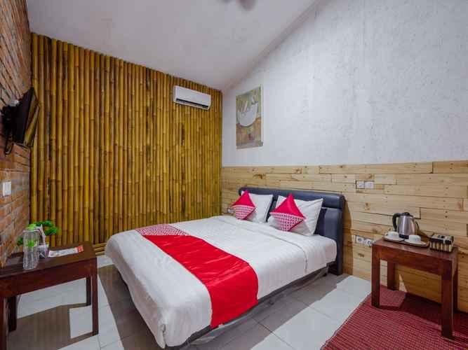 BEDROOM OYO 2380 Alea Residence