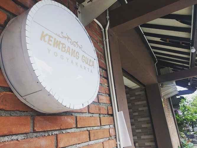 EXTERIOR_BUILDING Kembang Gula Malioboro Hostel