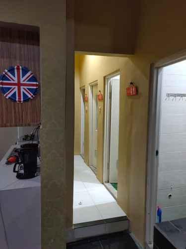 BATHROOM Paddington Bear Homestay