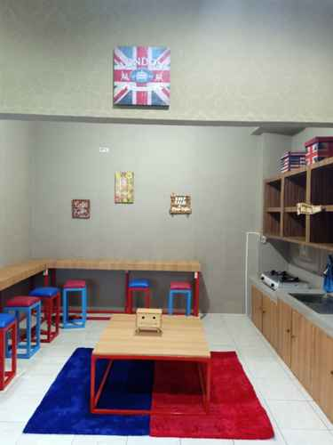 BAR_CAFE_LOUNGE Paddington Bear Homestay