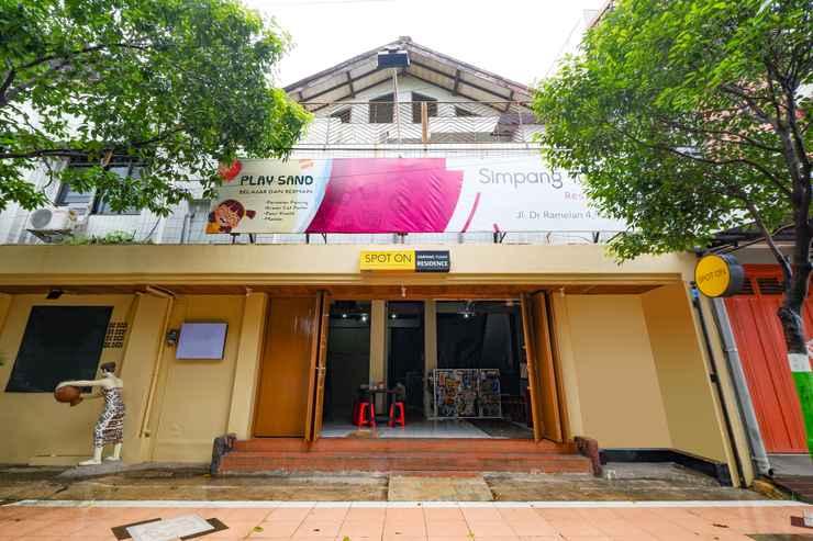 EXTERIOR_BUILDING OYO 2240 Simpang Tujuh Residence Kudus
