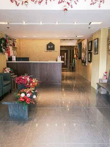 LOBBY Mikos Suites by Mikos Residences